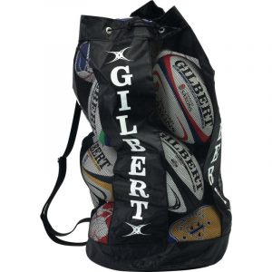 Gilbert Breathable 12 Balls Bag Black