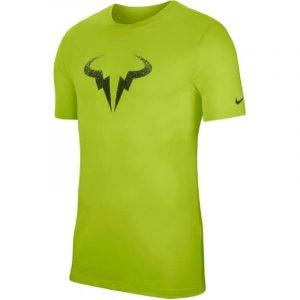 Nike Rafa Tee Shirt Lime